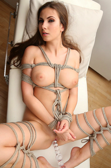 Connie Carter In Bondage